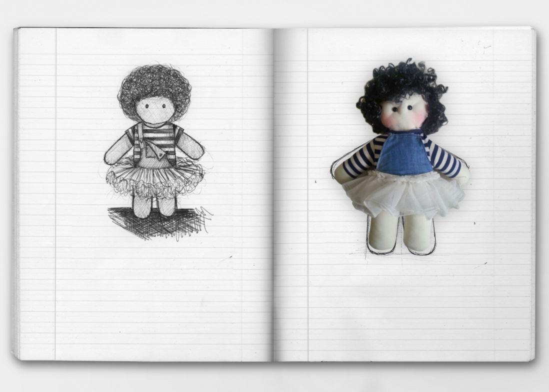 Muñeca Nerea