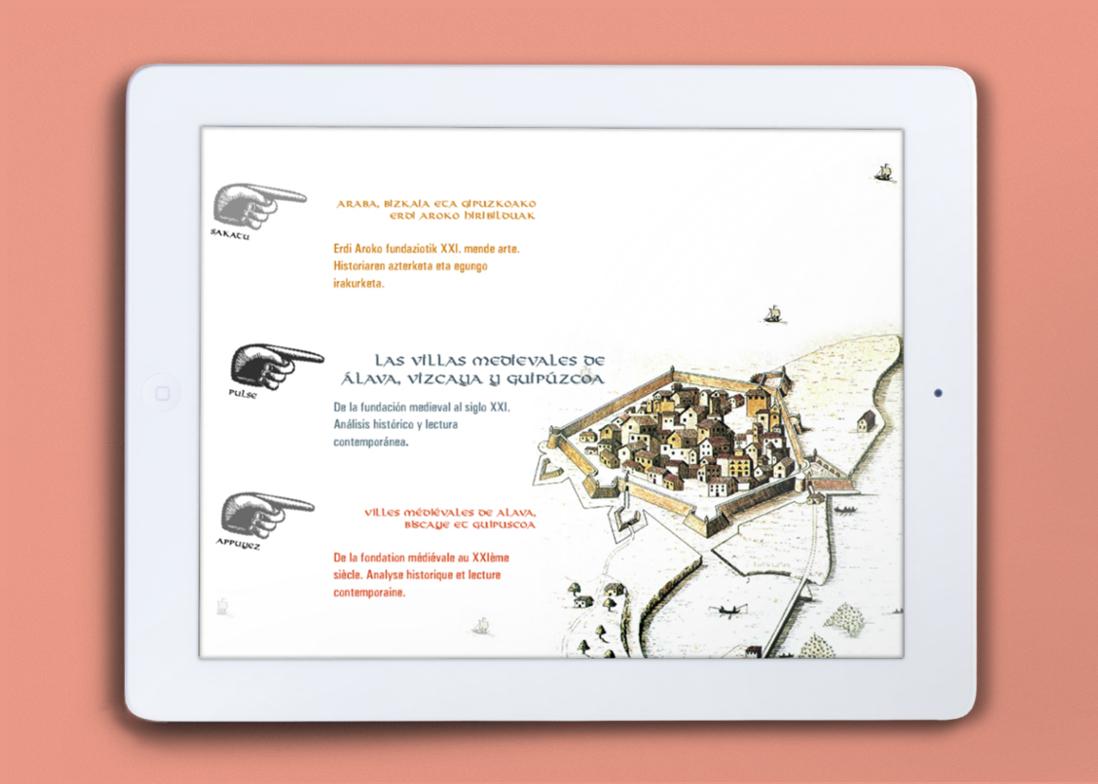 cd interactivo responsive